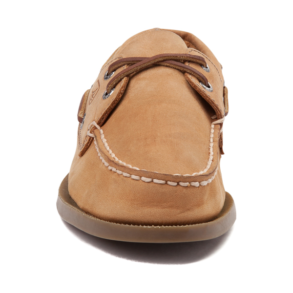 alternate view Sperry Top-Sider Authentic Original Boat Shoe - Little Kid / Big Kid - TanALT4