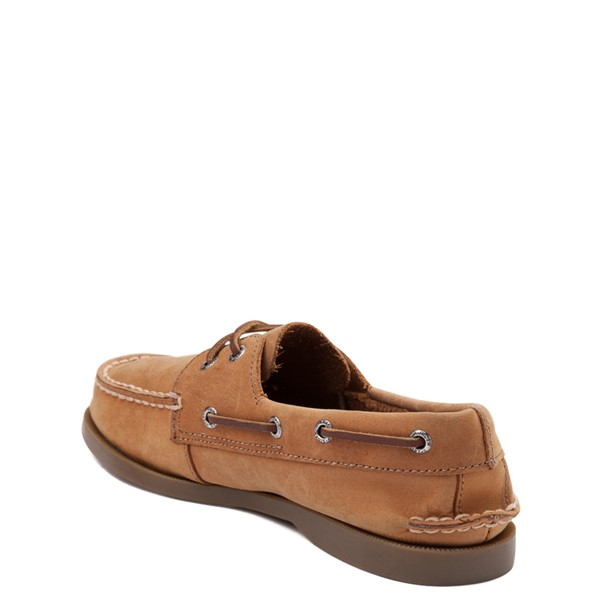 alternate view Sperry Top-Sider Authentic Original Boat Shoe - Little Kid / Big Kid - TanALT2