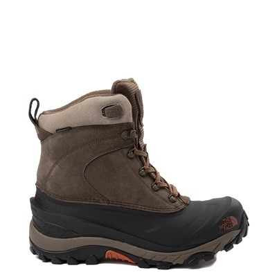 Main view of Mens The North Face Chilkat Boot - Dark Brown