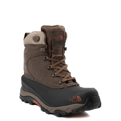 Alternate view of Mens The North Face Chilkat Boot - Dark Brown