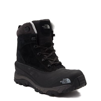 Alternate view of Mens The North Face Chilkat Boot - Black