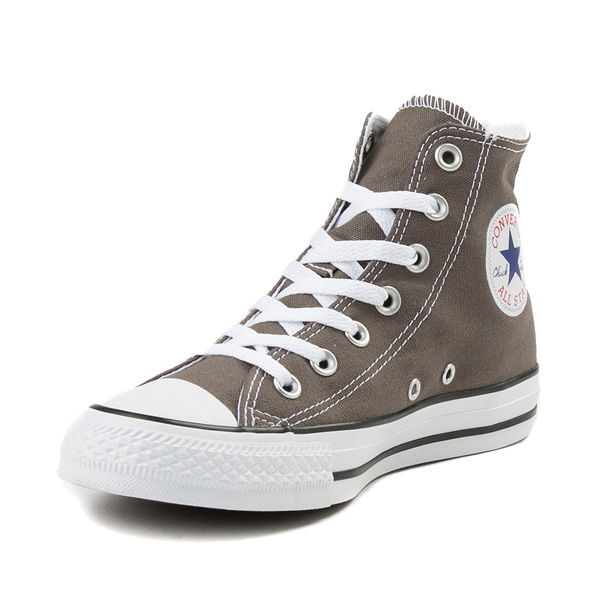 alternate view Converse Chuck Taylor All Star Hi Sneaker - GrayALT2