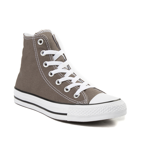 alternate view Converse Chuck Taylor All Star Hi Sneaker - GrayALT5