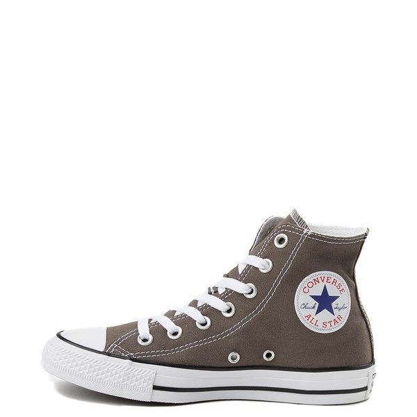 alternate view Converse Chuck Taylor All Star Hi Sneaker - GrayALT1