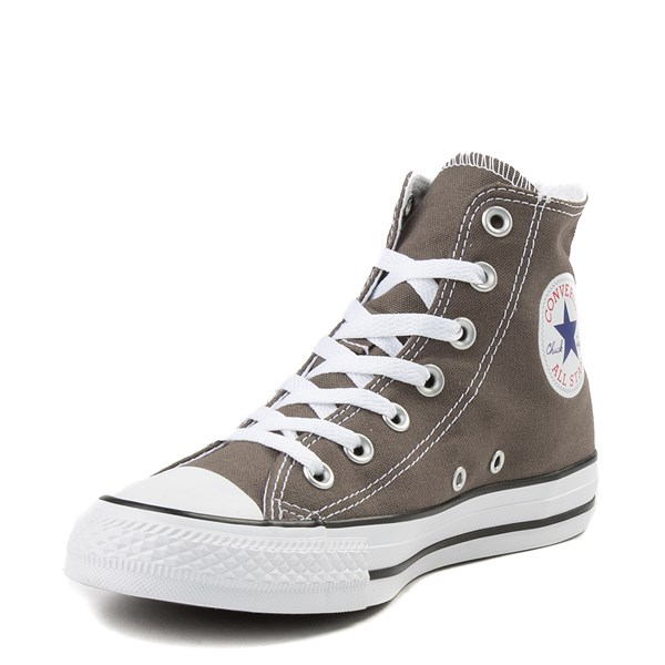 alternate view Converse Chuck Taylor All Star Hi Sneaker - GrayALT3