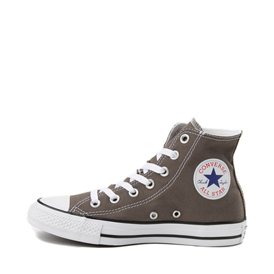 Alternate view of Converse Chuck Taylor All Star Hi Sneaker - Gray