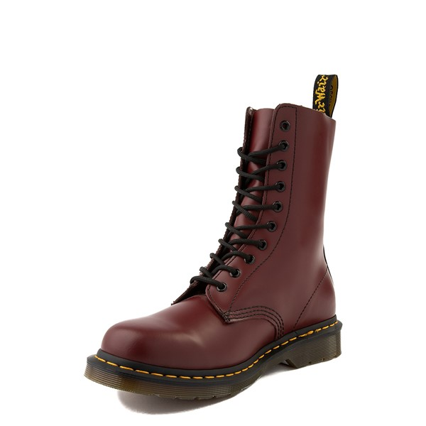 alternate view Dr. Martens 1490 10-Eye Boot - CherryALT2