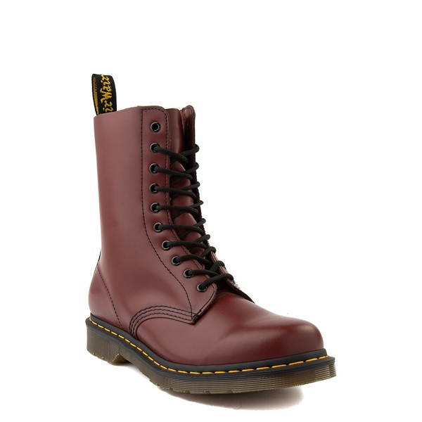 alternate view Dr. Martens 1490 10-Eye Boot - CherryALT5