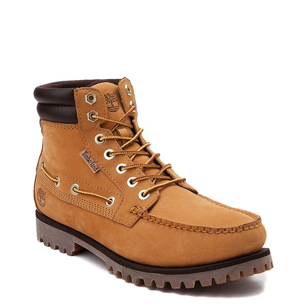 alternate view Mens Timberland Oakwell Boot - WheatALT5