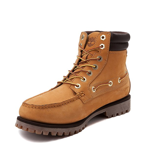 alternate view Mens Timberland Oakwell Boot - WheatALT3