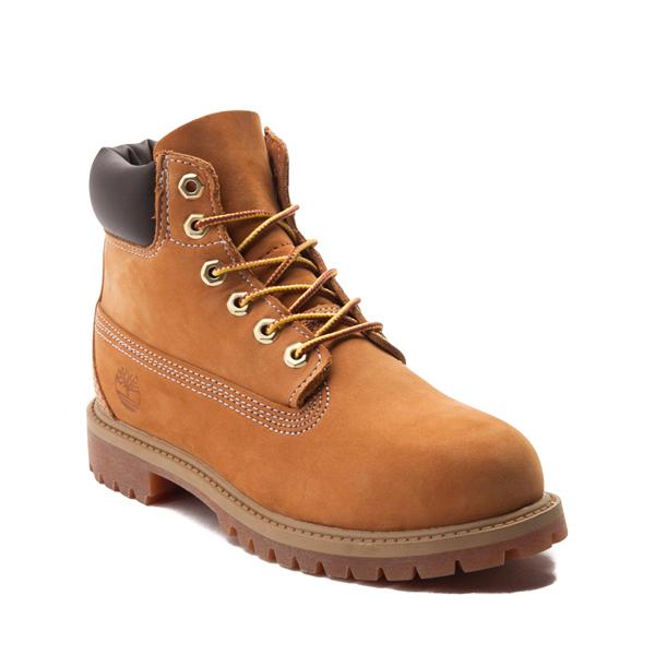 "alternate view Timberland 6"" Classic Boot - Little Kid - WheatALT5"