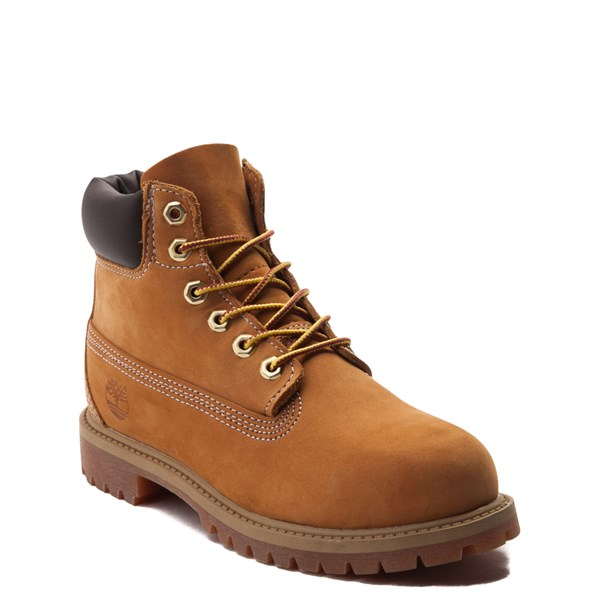 "alternate view Timberland 6"" Classic Boot - Little Kid - WheatALT1"
