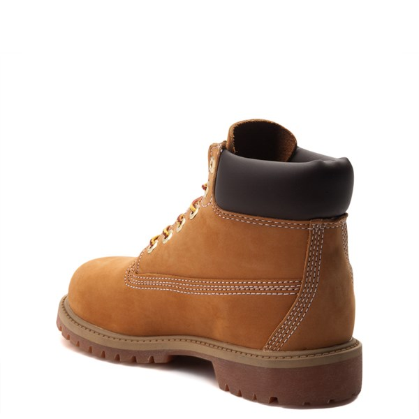 "alternate view Timberland 6"" Classic Boot - Little Kid - WheatALT2"