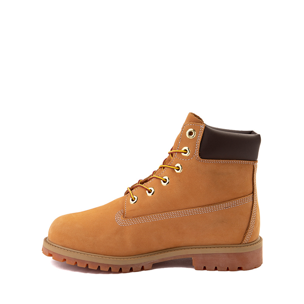 "alternate view Timberland 6"" Classic Boot - Big Kid - WheatALT1"