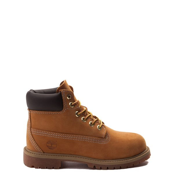 "Default view of Timberland 6"" Classic Boot - Big Kid - Wheat"