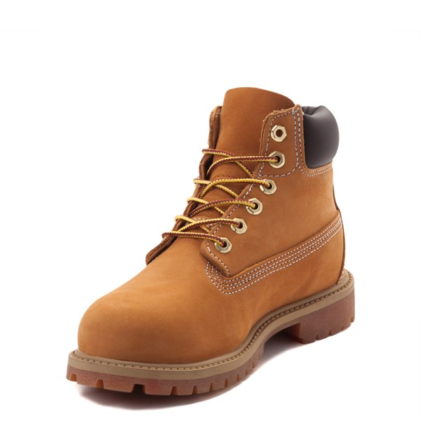 "alternate view Timberland 6"" Classic Boot - Big Kid - WheatALT3"