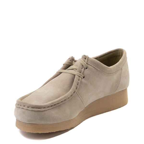 alternate view Womens Clarks Padmora Casual Shoe - SandALT3