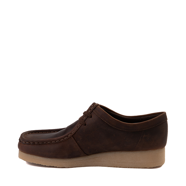 alternate view Womens Clarks Padmora Casual Shoe - BrownALT1
