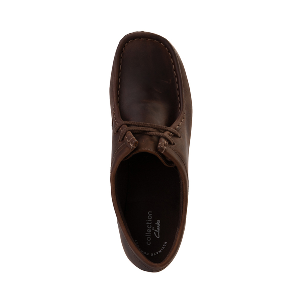 alternate view Womens Clarks Padmora Casual Shoe - BrownALT2