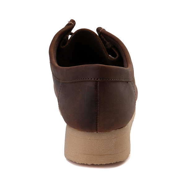 alternate view Womens Clarks Padmora Casual Shoe - BrownALT4
