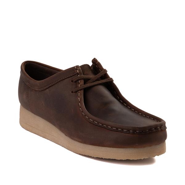 alternate view Womens Clarks Padmora Casual Shoe - BrownALT5