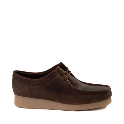 Main view of Womens Clarks Padmora Casual Shoe - Brown