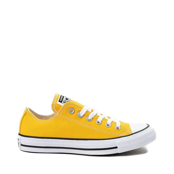 Converse Chuck Taylor All Star Lo Sneaker - Lemon Chrome