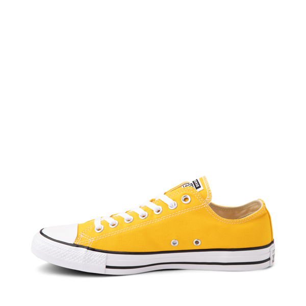 alternate view Converse Chuck Taylor All Star Lo Sneaker - Lemon ChromeALT1