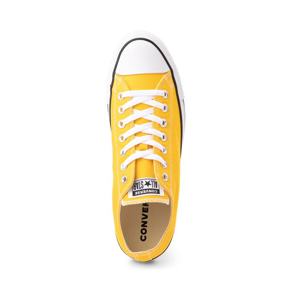 alternate view Converse Chuck Taylor All Star Lo Sneaker - Lemon ChromeALT2