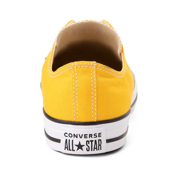 alternate view Converse Chuck Taylor All Star Lo Sneaker - Lemon ChromeALT4