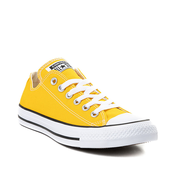alternate view Converse Chuck Taylor All Star Lo Sneaker - Lemon ChromeALT5