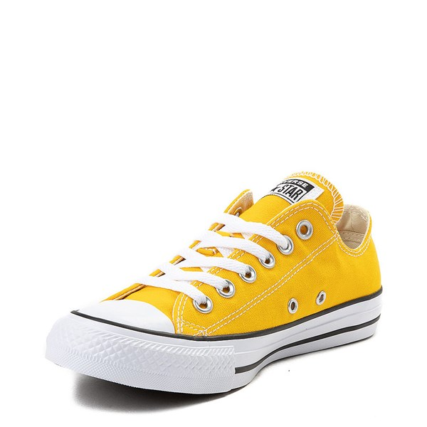 alternate view Converse Chuck Taylor All Star Lo Sneaker - LemonALT3