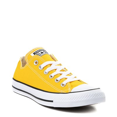 Alternate view of Yellow Converse Chuck Taylor All Star Lo Sneaker