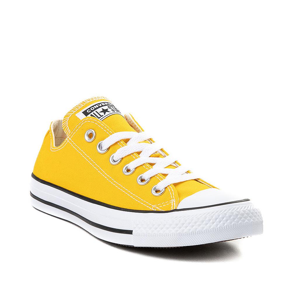 Converse Chuck Taylor All Star Lo Sneaker - Lemon Chrome
