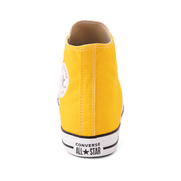 alternate view Converse Chuck Taylor All Star Hi Sneaker - Lemon ChromeALT4