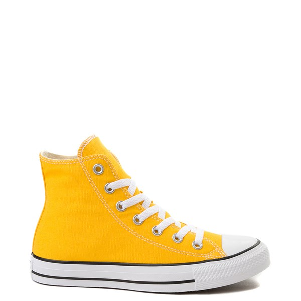 Converse Chuck Taylor All Star Hi Sneaker - Lemon Chrome