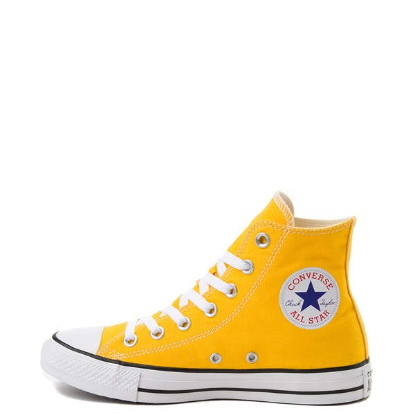 alternate view Converse Chuck Taylor All Star Hi Sneaker - LemonALT1