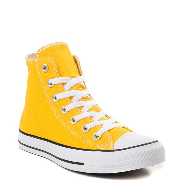 alternate view Converse Chuck Taylor All Star Hi Sneaker - LemonALT1B