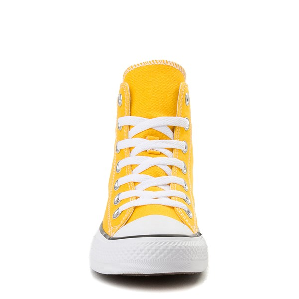 alternate view Converse Chuck Taylor All Star Hi Sneaker - LemonALT4