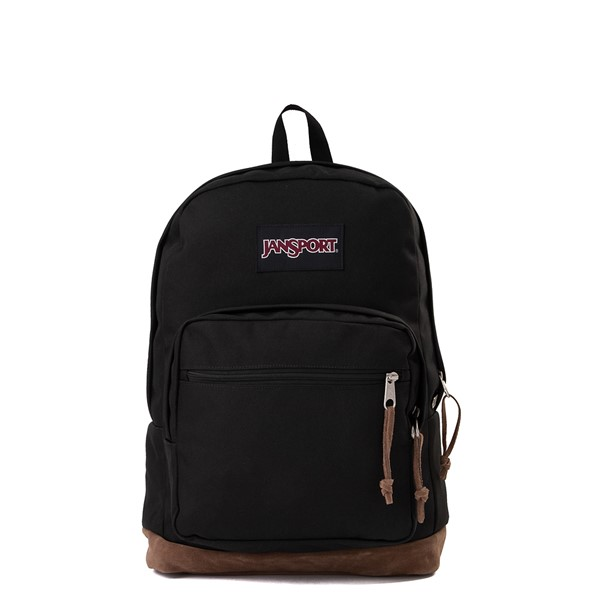 Main view of JanSport Right Pack Backpack - Black
