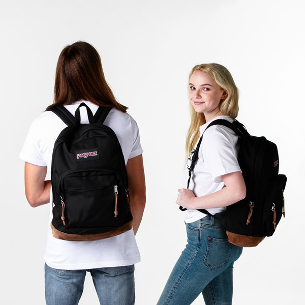 alternate view JanSport Right Pack Backpack - BlackALT1BADULT