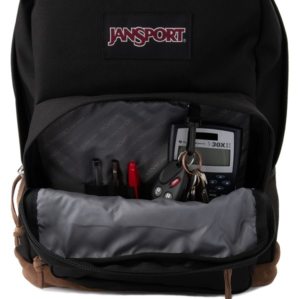alternate view JanSport Right Pack Backpack - BlackALT3B