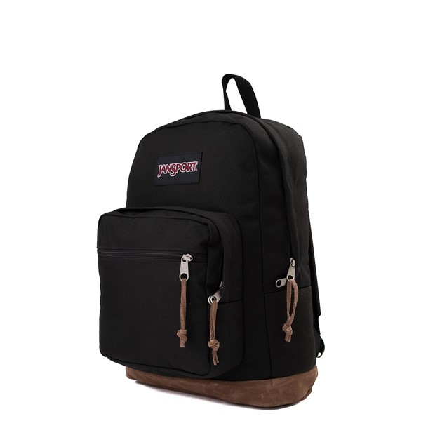 alternate view JanSport Right Pack Backpack - BlackALT4