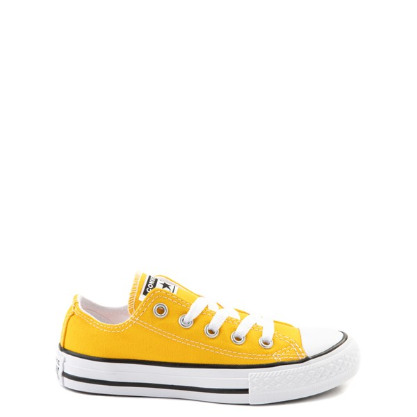 Converse Chuck Taylor All Star Lo Sneaker - Little Kid - Lemon Chrome