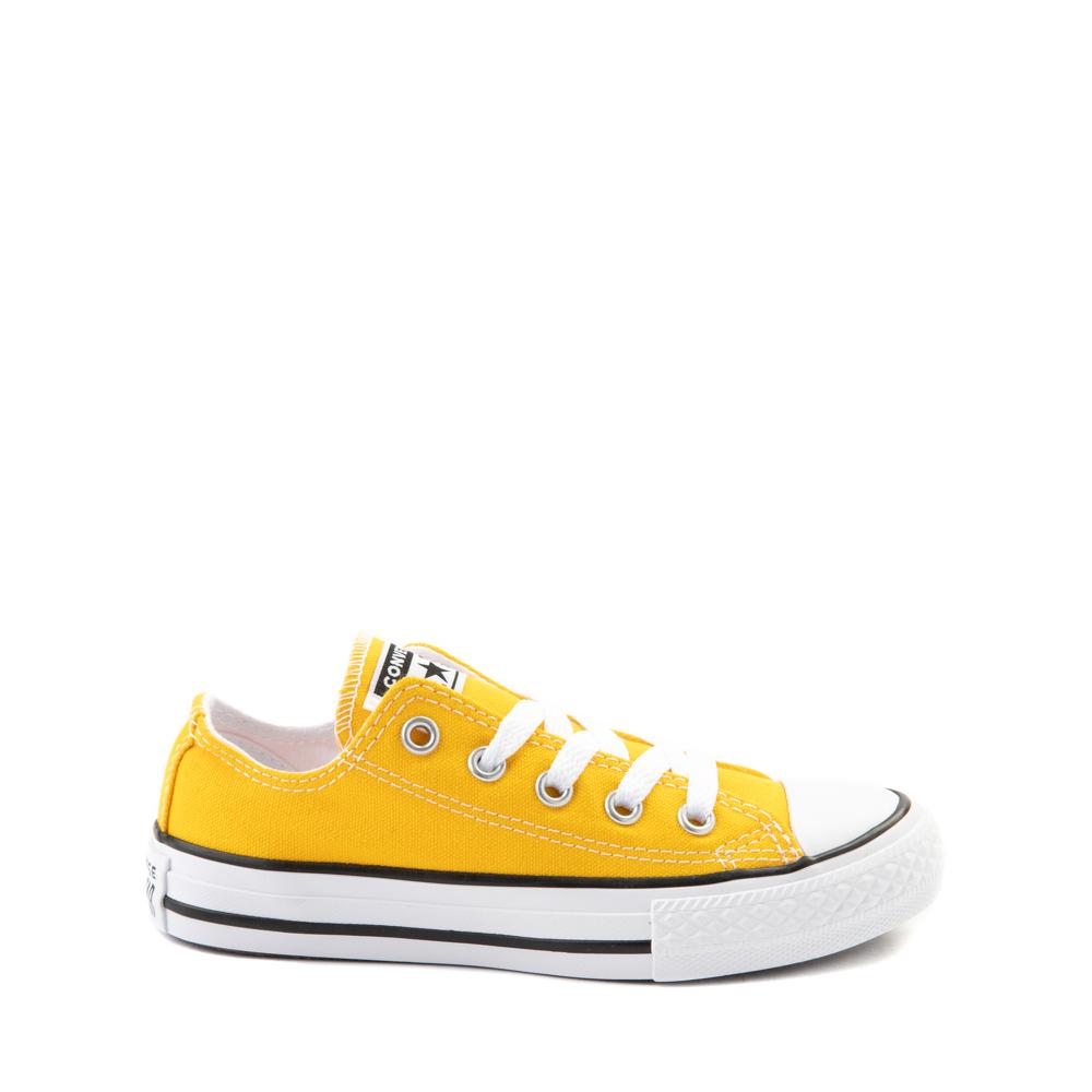 Converse Chuck Taylor All Star Lo Sneaker - Little Kid - Lemon Chrome