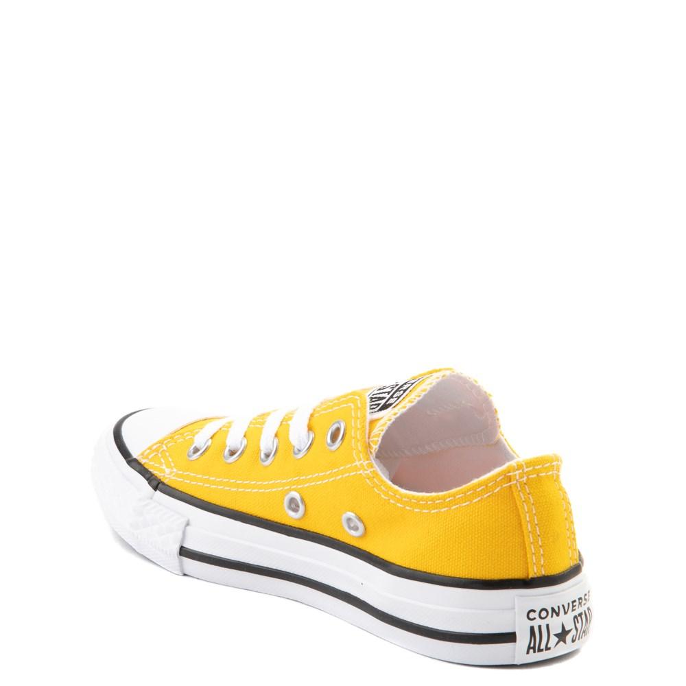 Converse Chuck Taylor All Star Lo Sneaker Little Kid Lemon