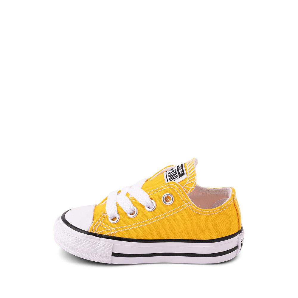 Converse Chuck Taylor All Star Lo Sneaker - Baby / Toddler - Lemon Chrome