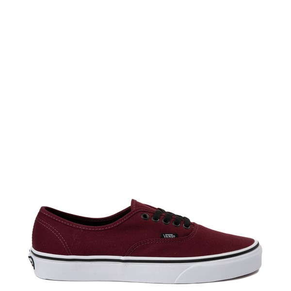 Default view of Vans Authentic Skate Shoe - Port Royale Red