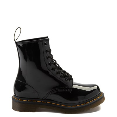 Main view of Womens Dr. Martens 1460 8-Eye Patent Boot
