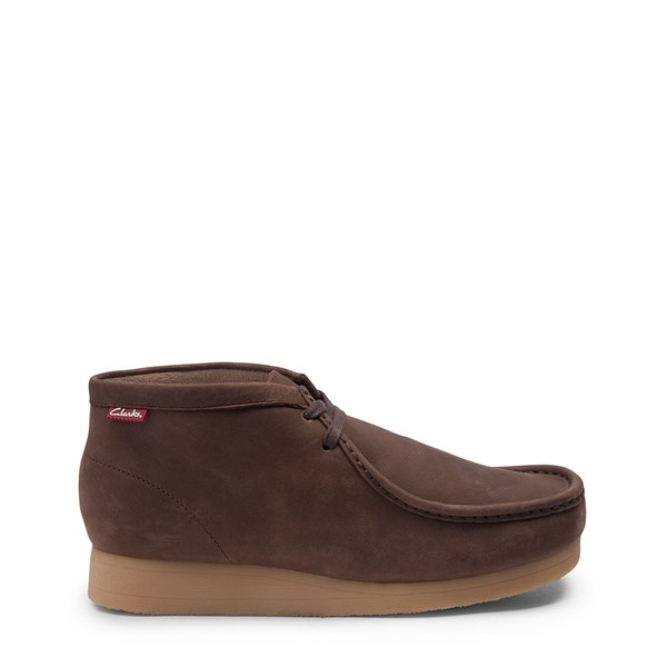 Mens Clarks Stinson Chukka Boot - Brown
